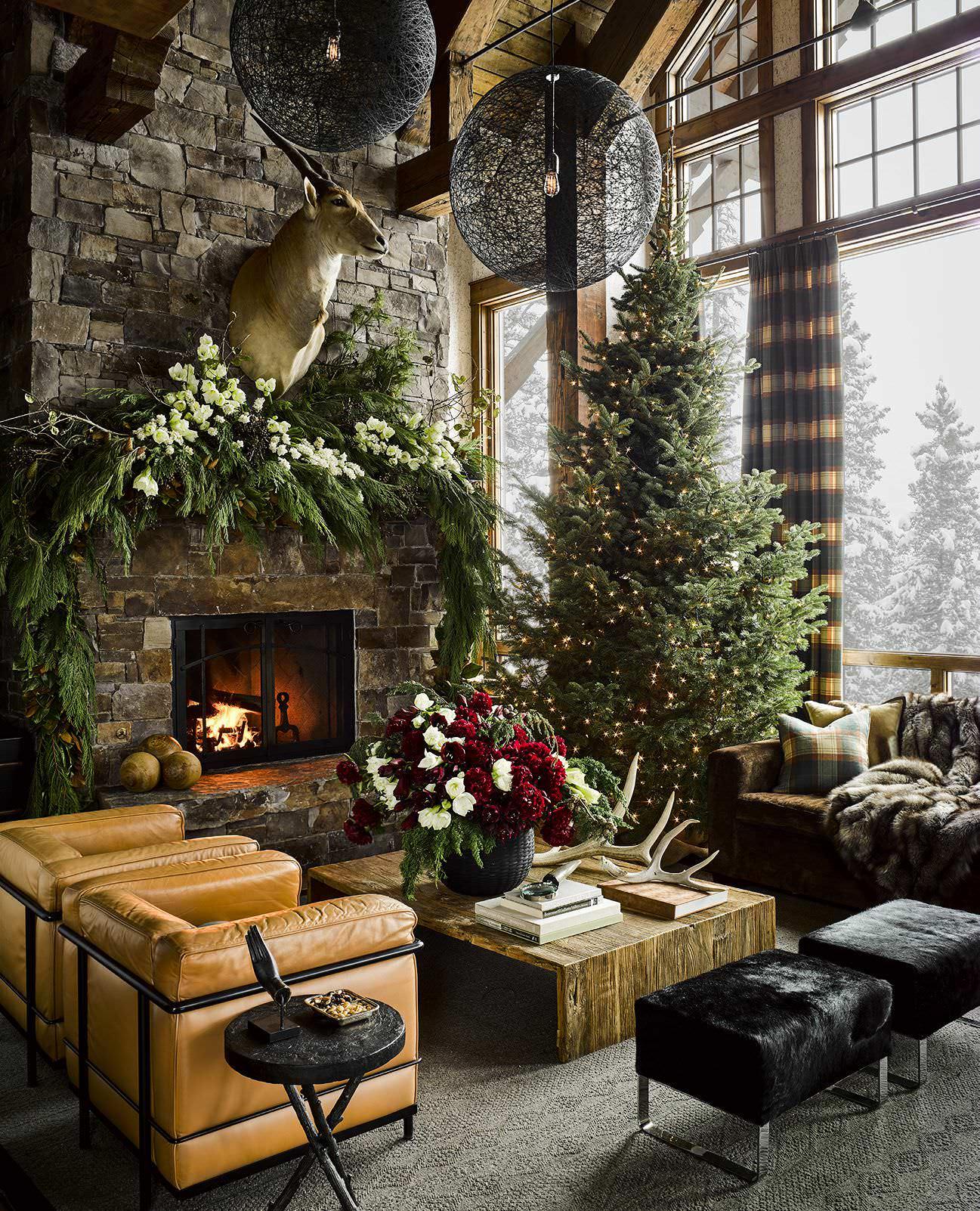 Making merry for Elle decor christmas tree