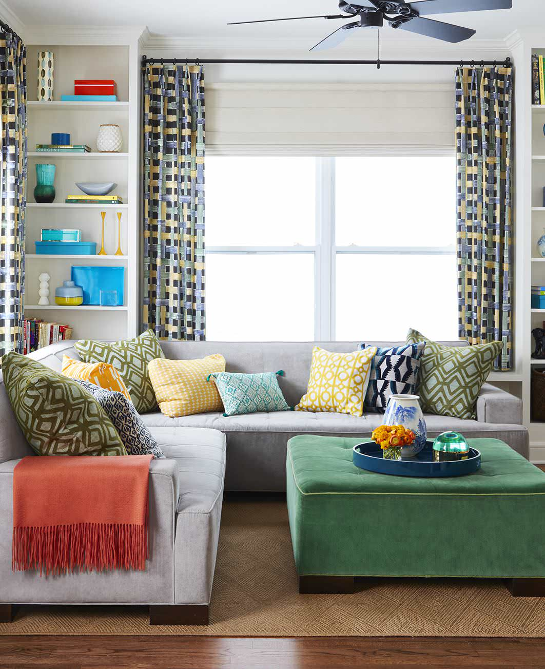 The Perfect Dose Of Color & Pattern