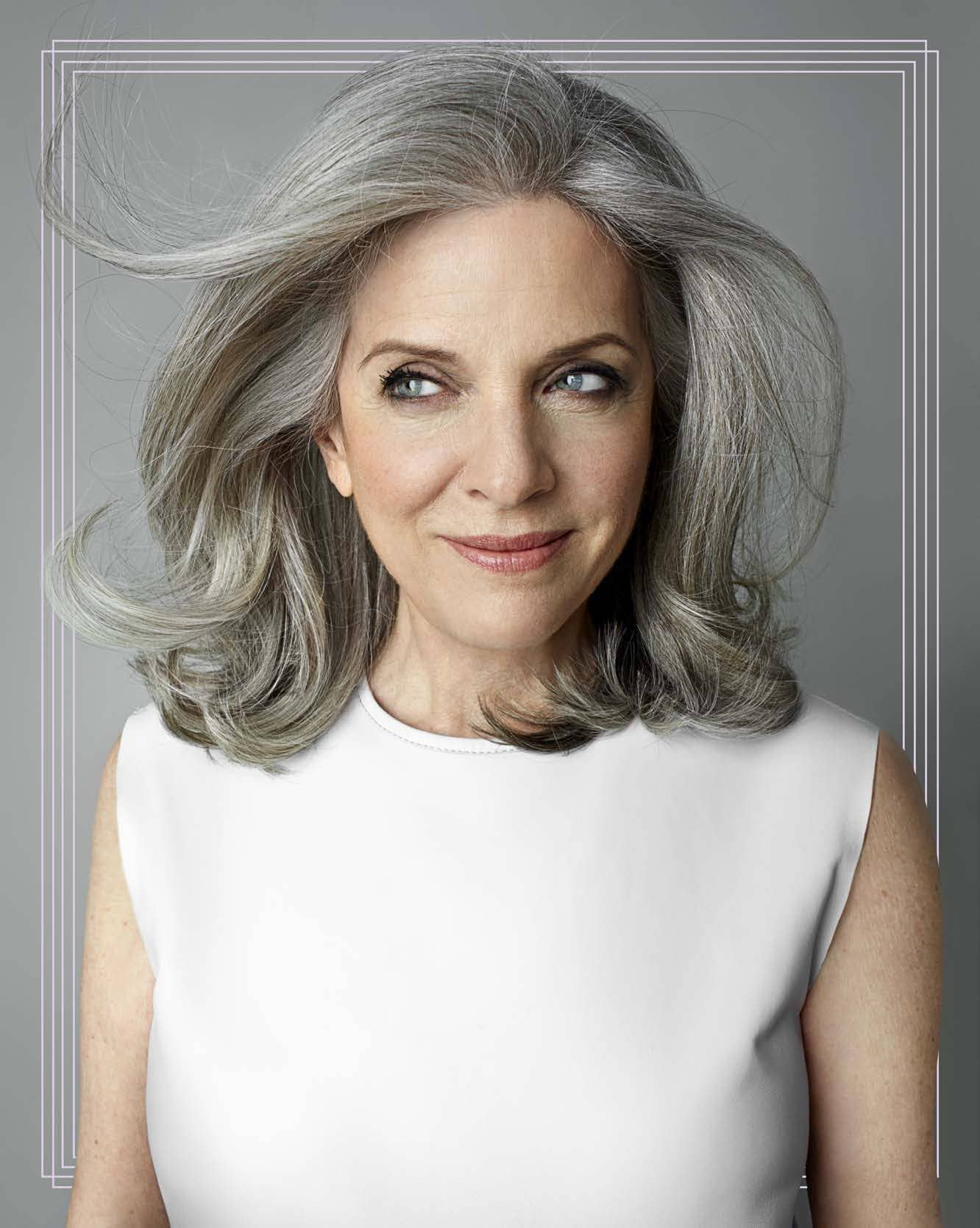 Your Gray- Hair Game Plan