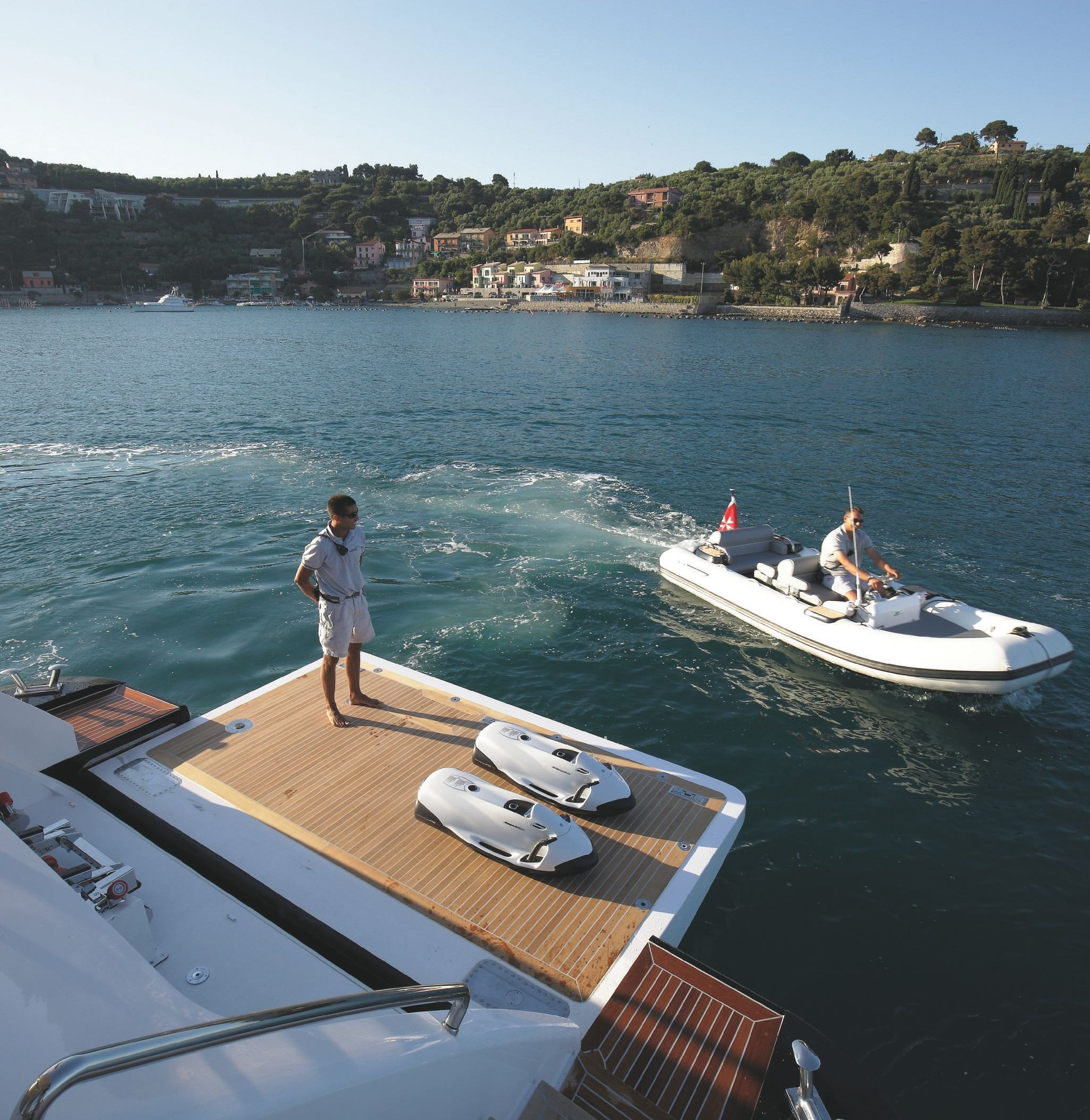 A Slice Of Yachting Life
