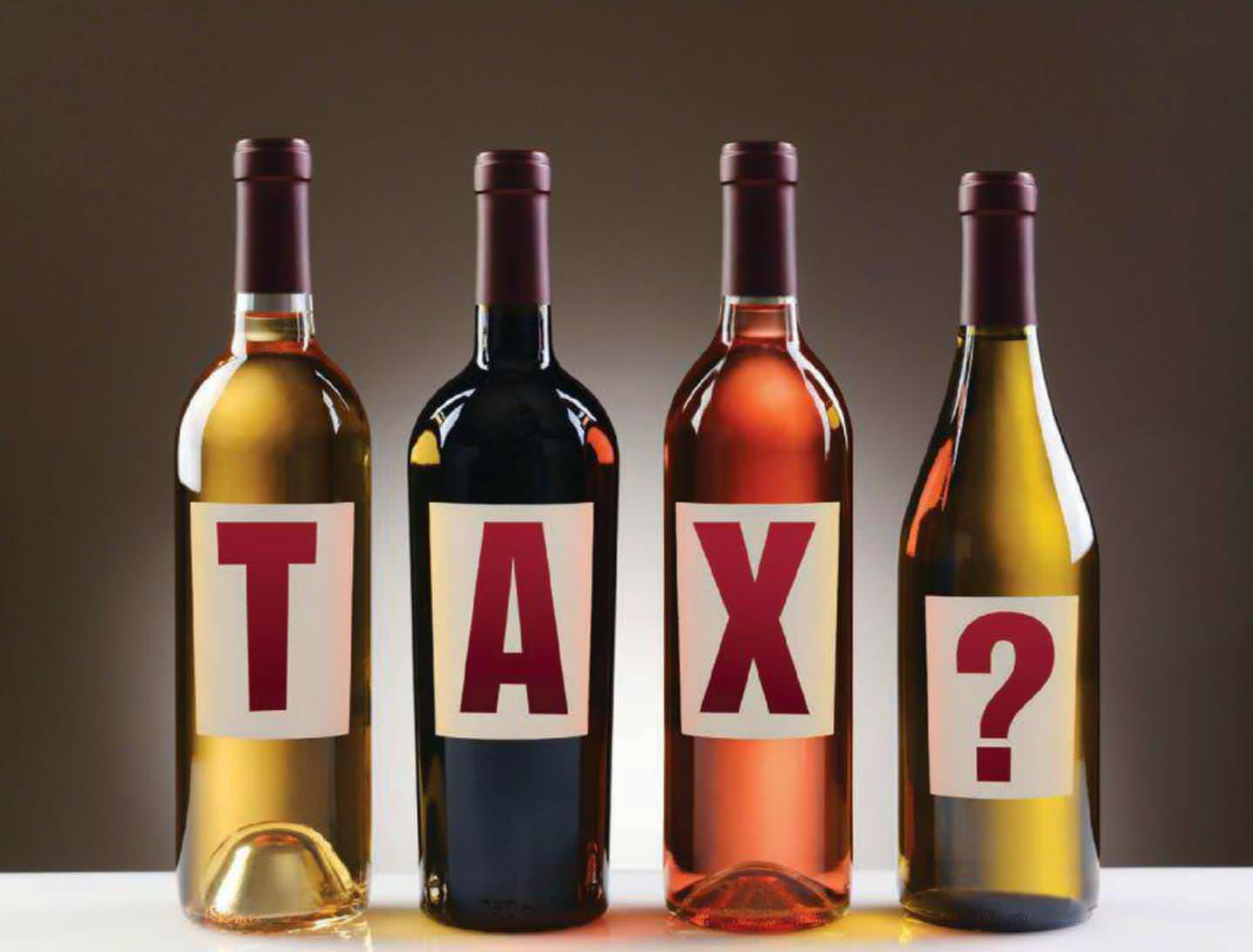 Taxing Times For Wines