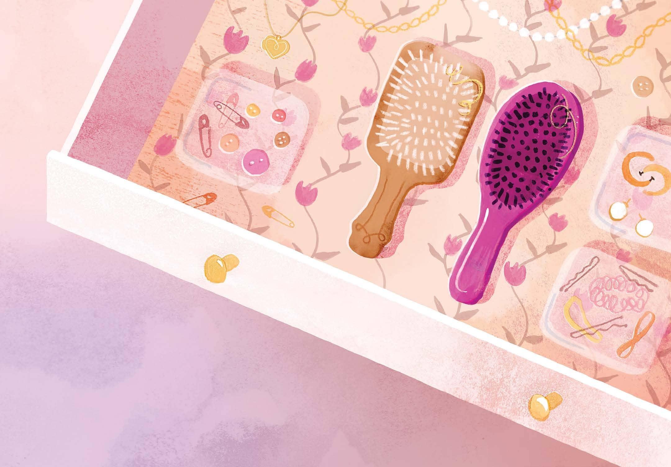 The Hairbrush