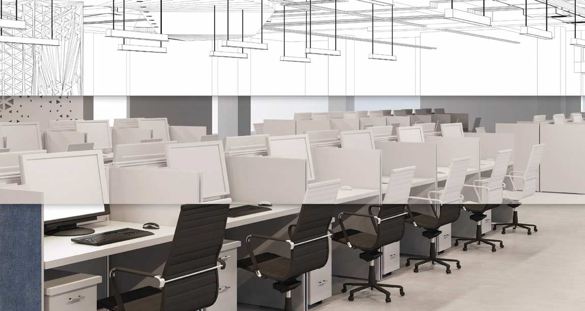 Motivate Your Sales Force Through Intelligent Workplace Design