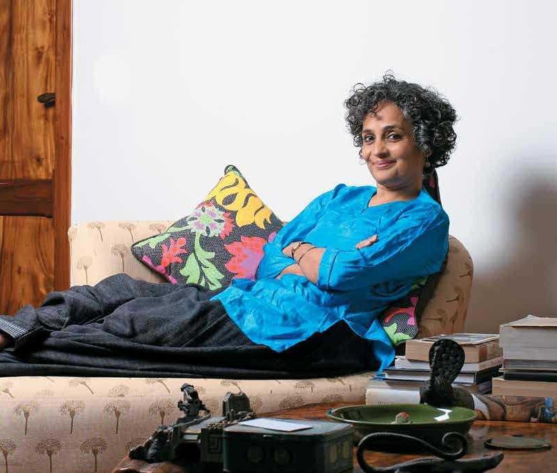 Arundhati Roy: 'I See gender As A Spectrum...'