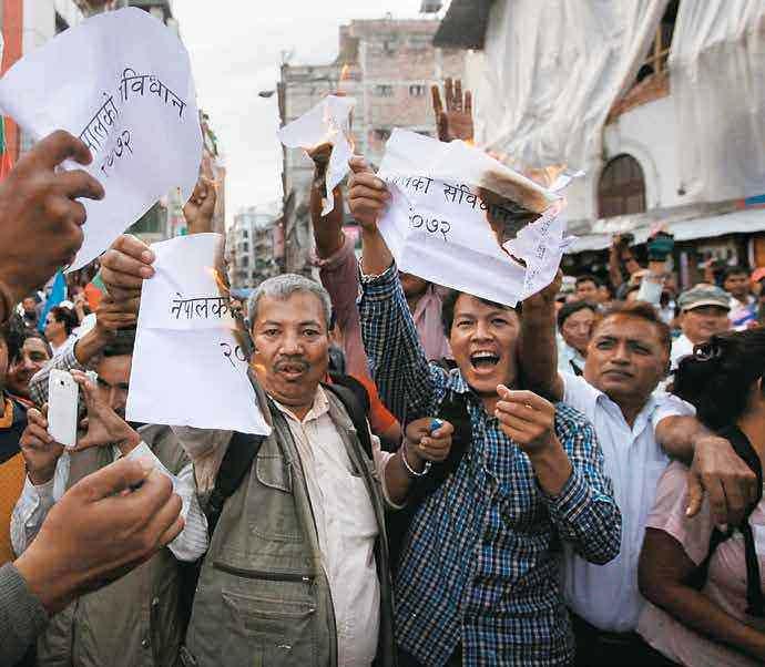 Nepal, A Model Of Modi's Neighbourhood Policy