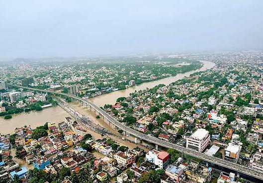 Chennai Floods: A Depression Will Not Sink Them