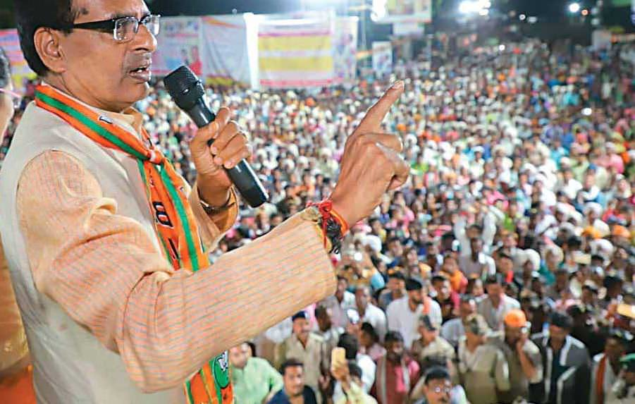 'I See No Challenge; Congress Leaders Are Daydreaming'