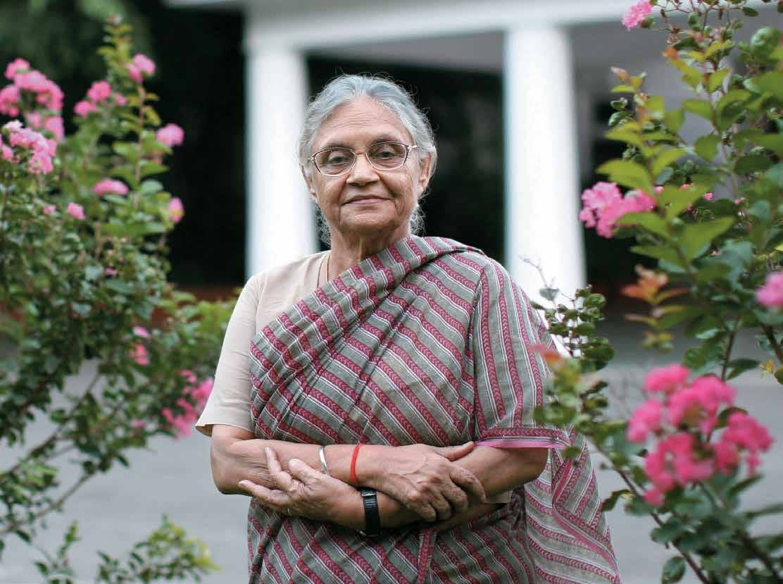 Sheila Dikshit (1938 - 2019) - That December Heat
