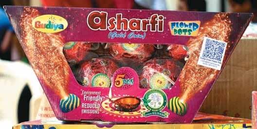 Cracker Of A Green Diwali