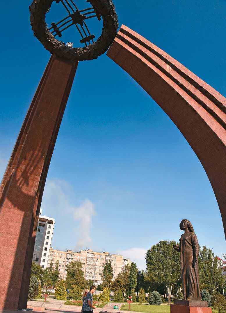 Kyrgyzstan, The Spectacular Jewel Of Central Asia