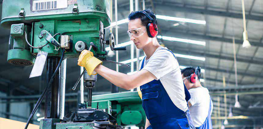 The Makers And Managers Of Manufacturing