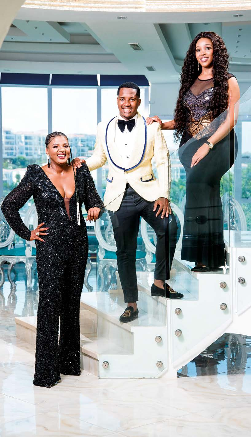 Keeping Up With The Mkhizes