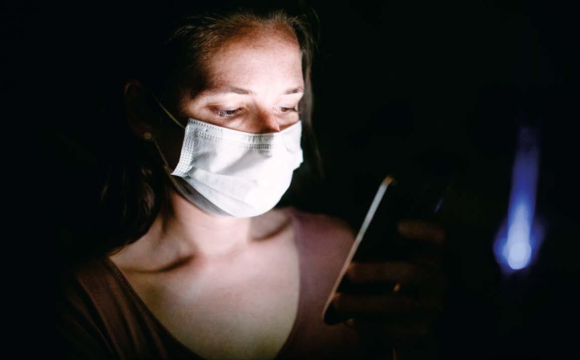 Coronavirus And Tracking Apps
