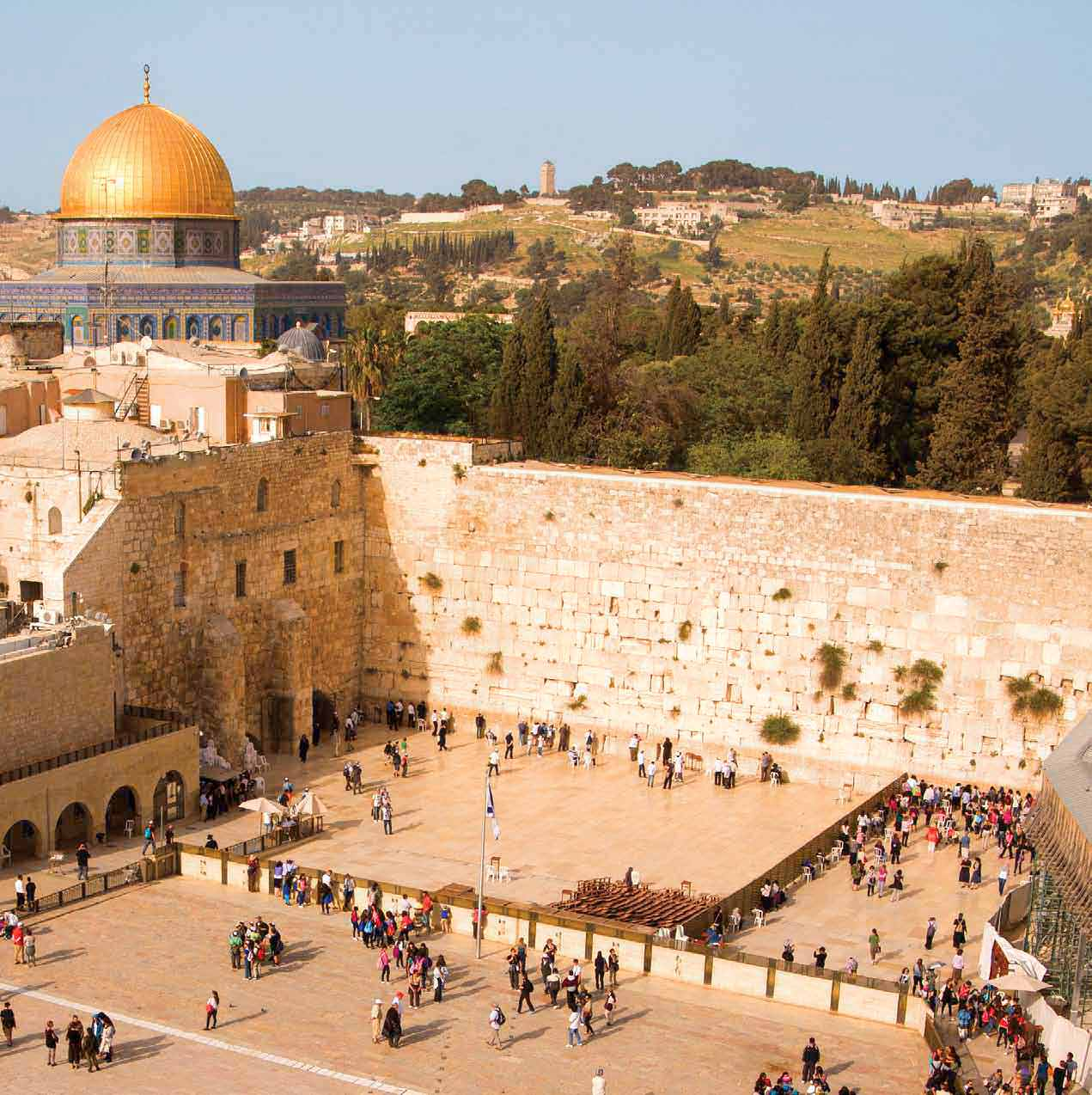 Jerusalem Travel Israel Culture