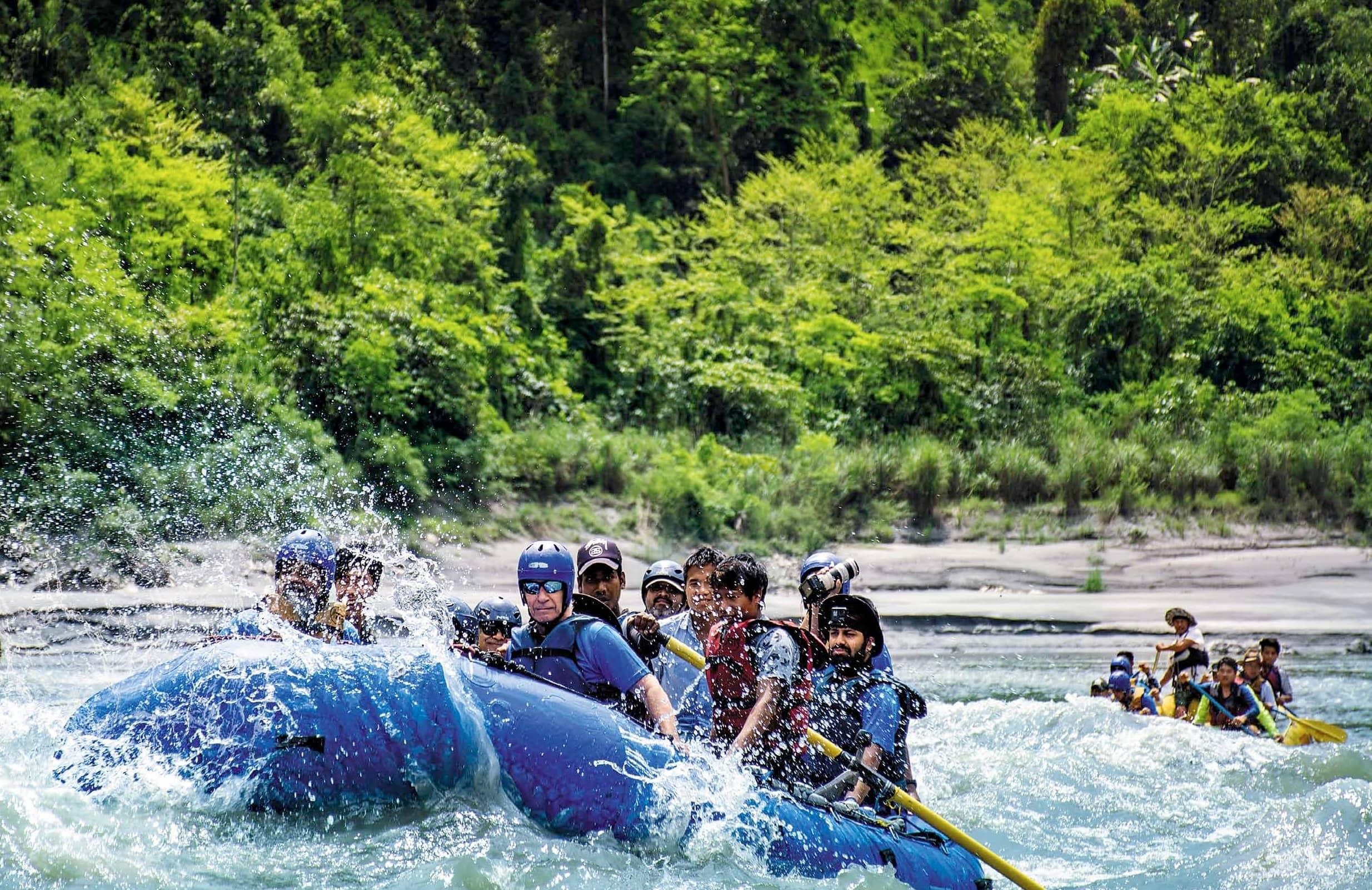 Arunachal Pradesh - The River Rush