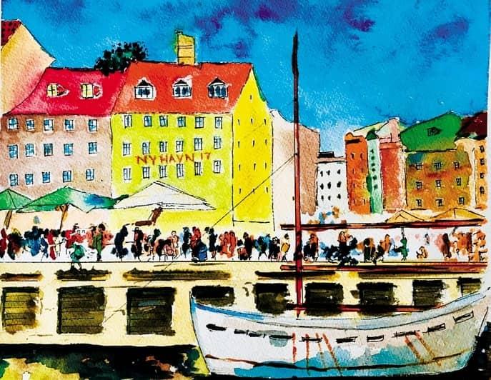 The Danish Summer