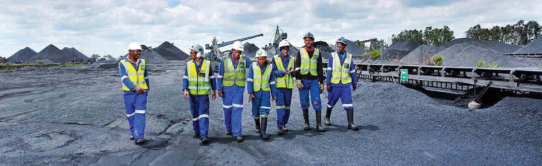 Could Exxaro's Head Of Coal Become Its First Female CEO?
