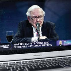 Lessons from Berkshire's AGM