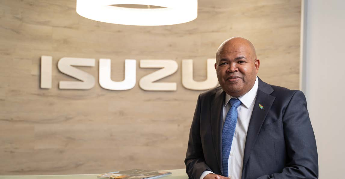Transformation Is A Business Imperative For Isuzu
