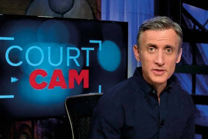 Court On Camera: The Appeal Of Courtroom TV