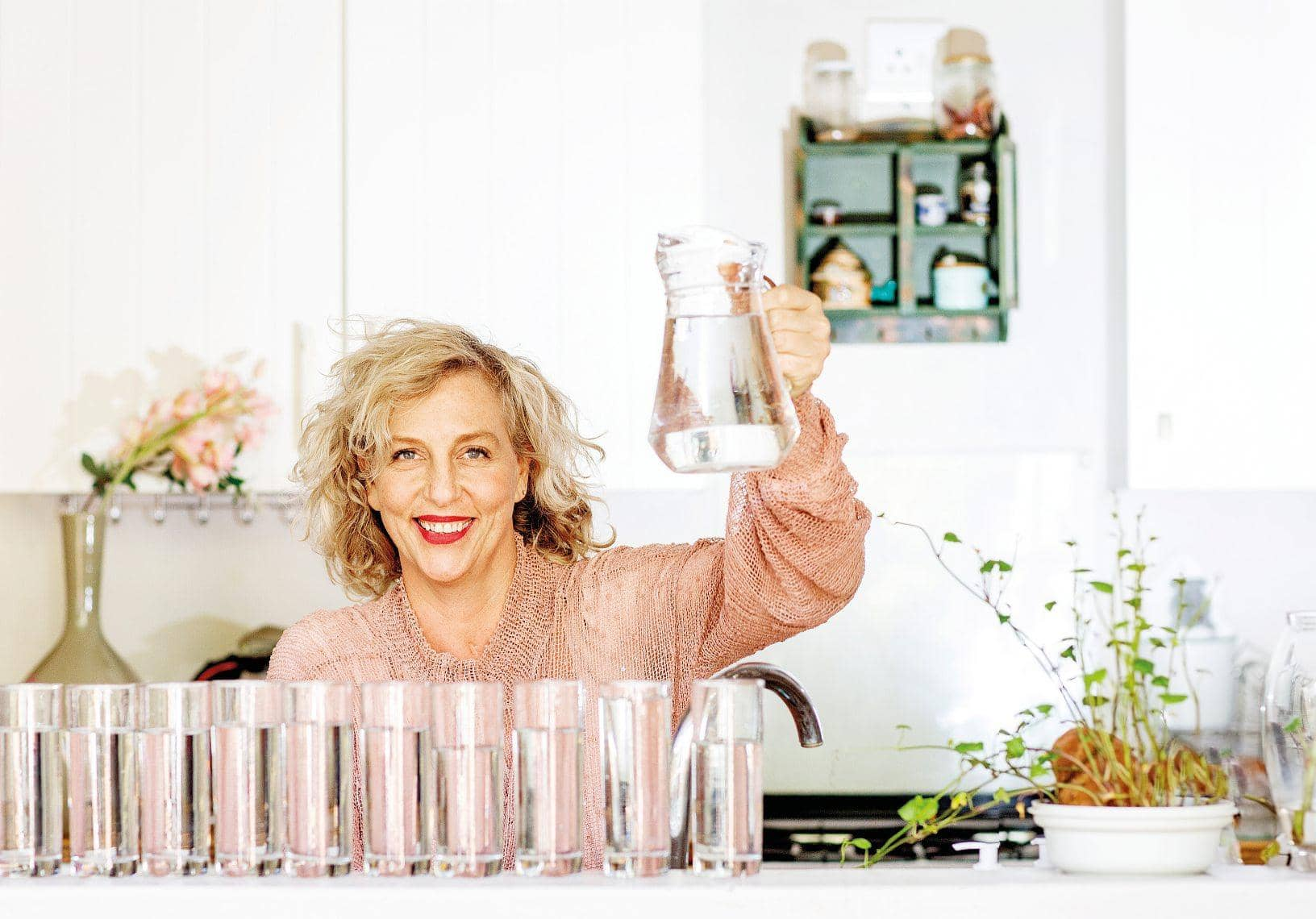 'I DID A 10-DAY WATER FAST'