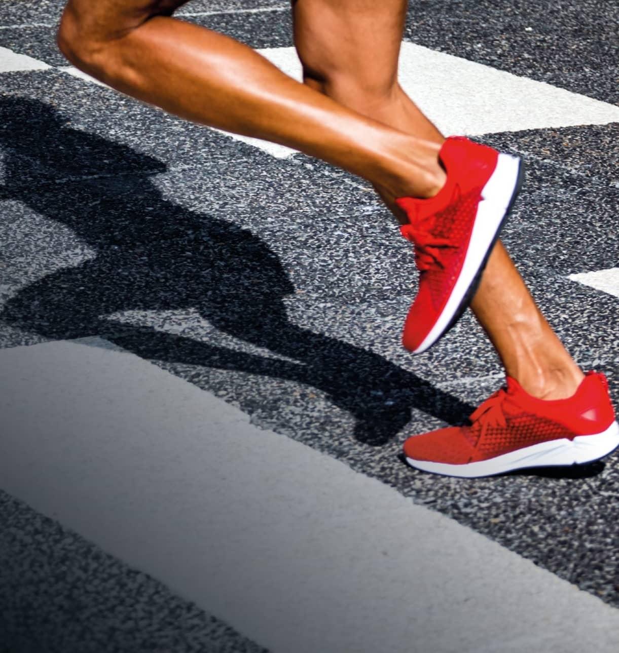 Running And Corona