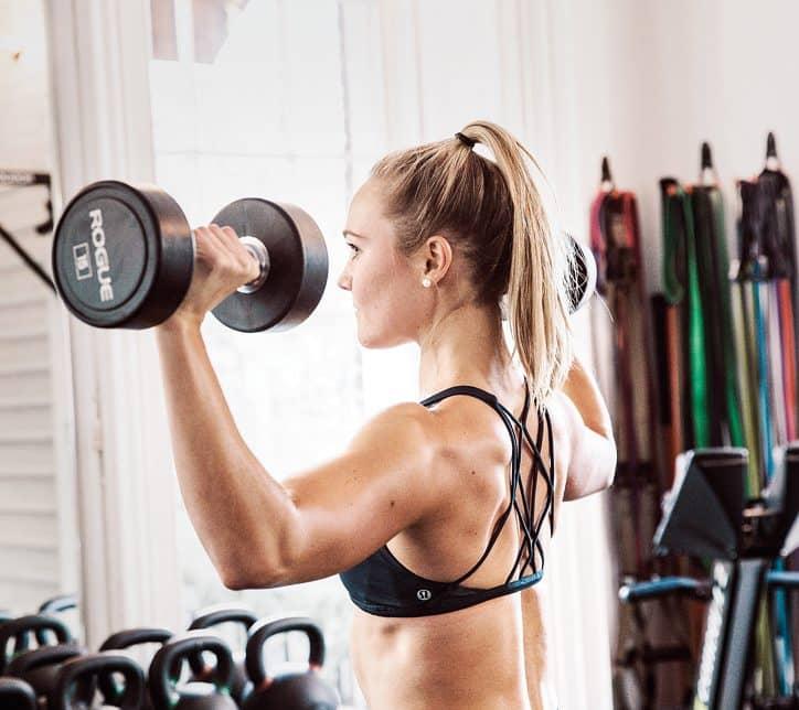 Make Pushing Weights Way Less Intimidating