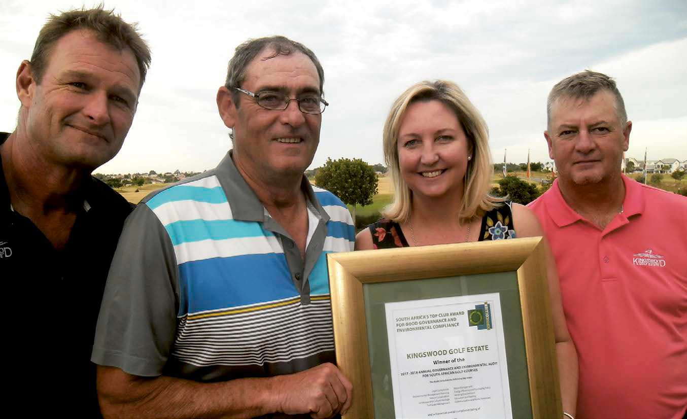 Kingswood First For Garden Route
