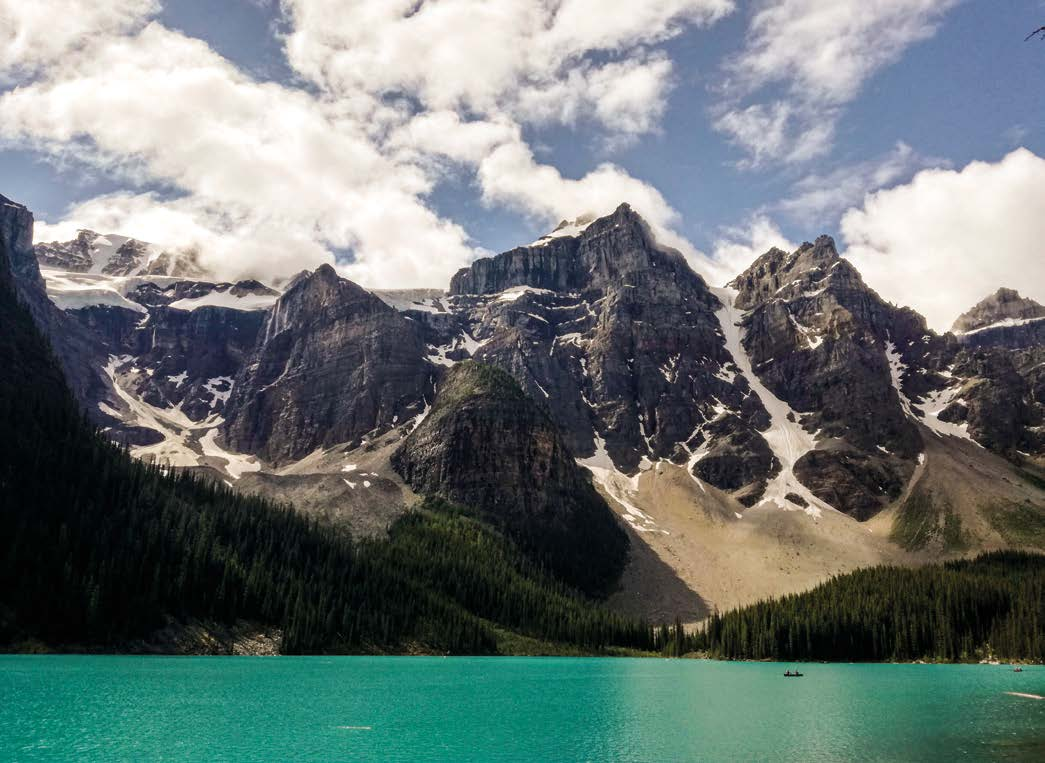A Ramble In The Rockies