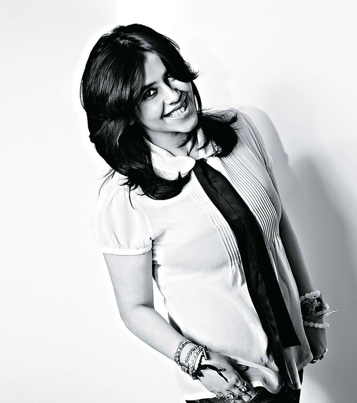 The soap rani: Ekta Kapoor