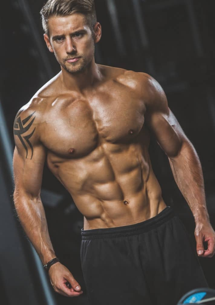 Alex Crockford's BCAA Workout