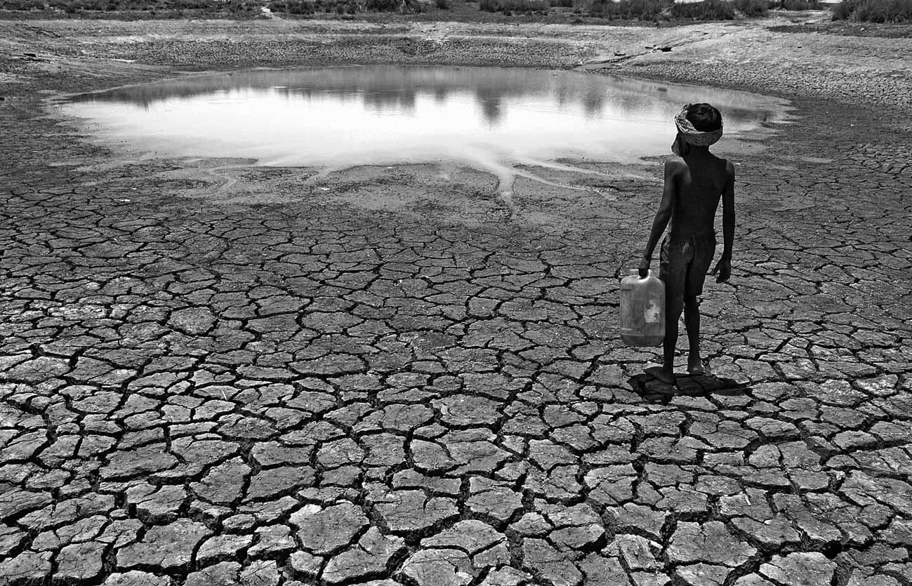 Human-Made Water Crisis - India's Armageddon?