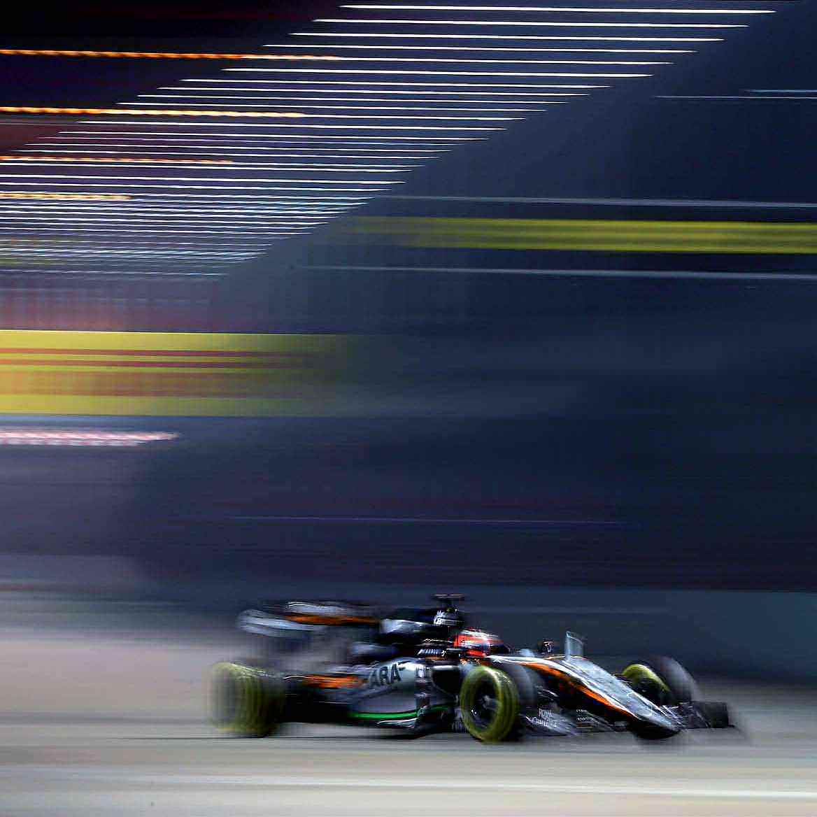 India Racing: Fifth Is Fine