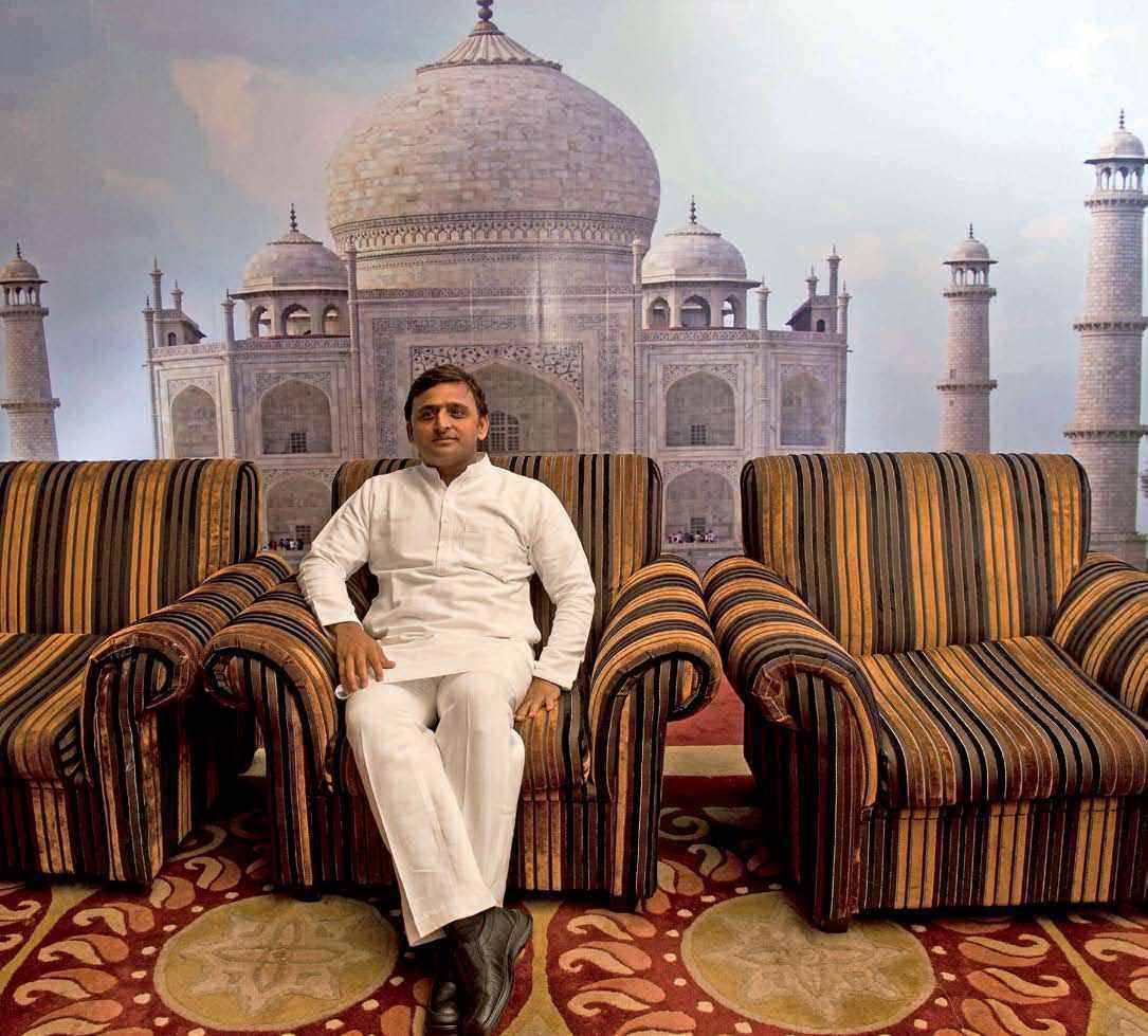 Samajwadi Party: A Conspiracy Of Yadavs