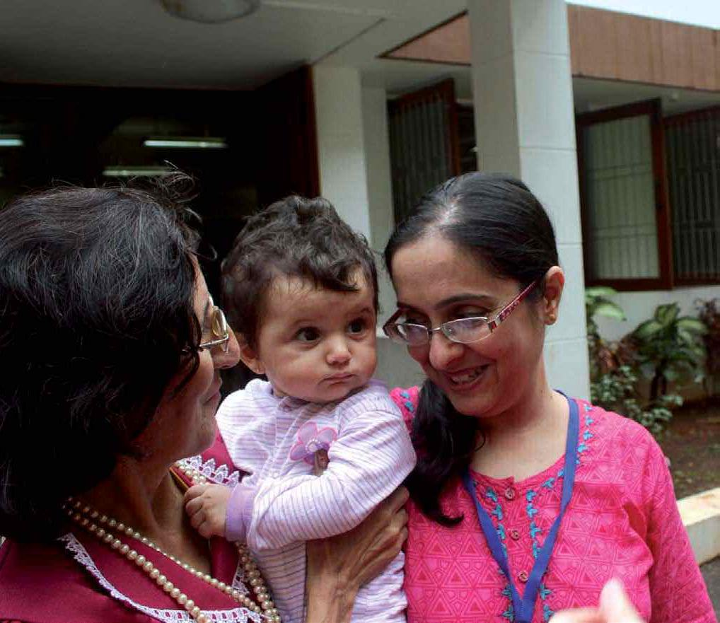 Baby Fever In The Parsi Community