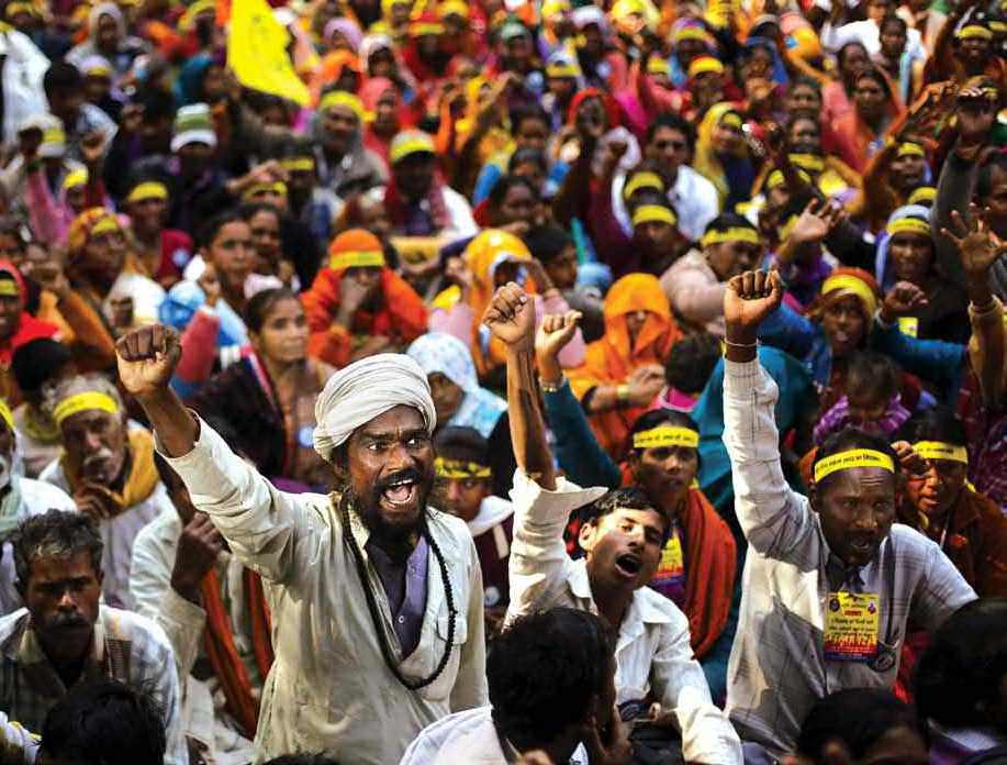 No More Dalit Vote Bank!