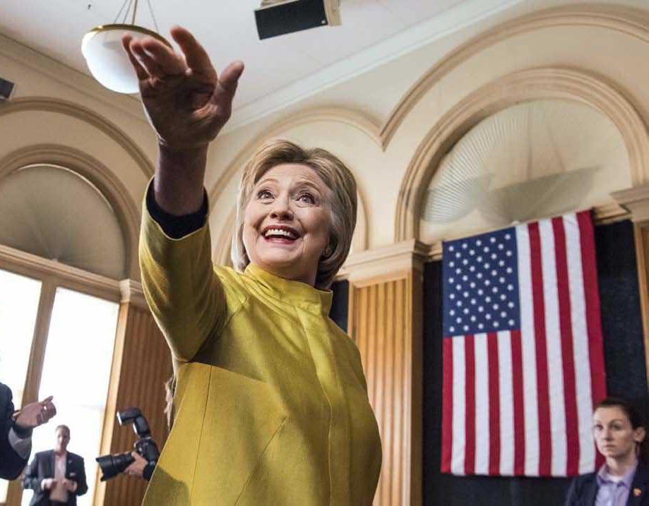 Make Way For Madam President