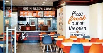LITTLE CAESARS PLANS BIG FOR INDIA