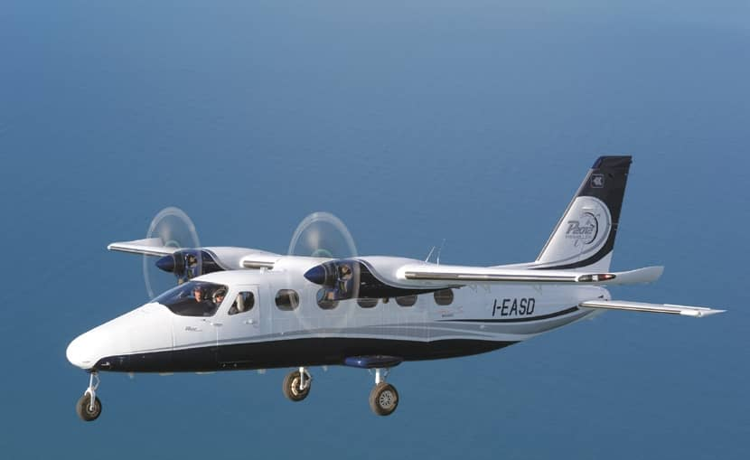 First Batch Of Tecnam P2012 Travellers Arrives In The US