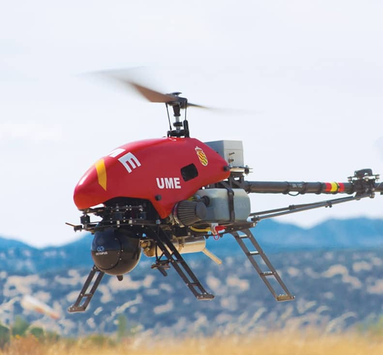 Respon Drone: Three Year Response Project
