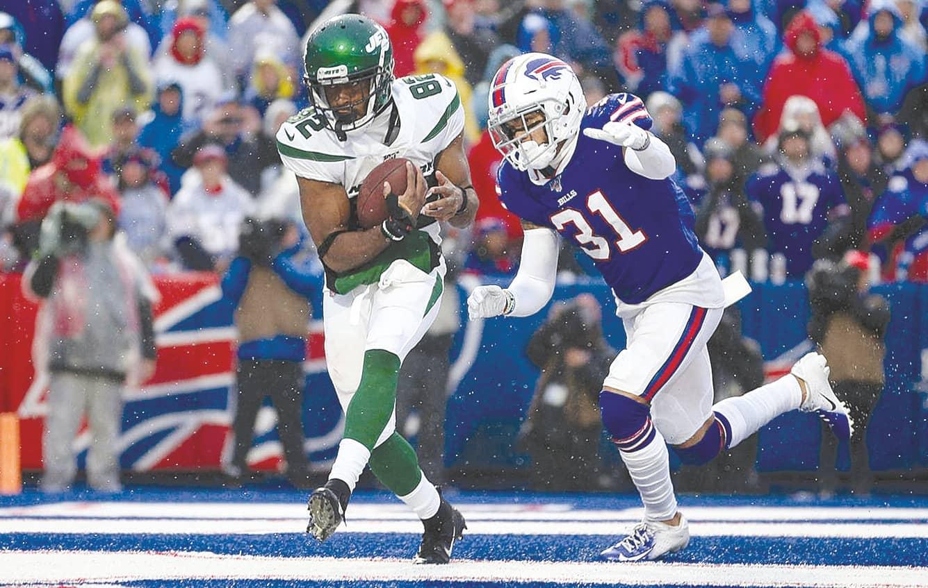 Week 17: N.Y. Jets 13, Buffalo 6