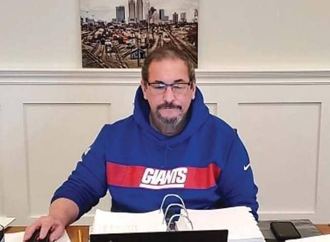 Make-or-break season for Giants GM