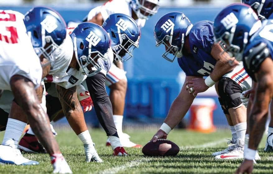 Rush to Judge-ment on O-Line