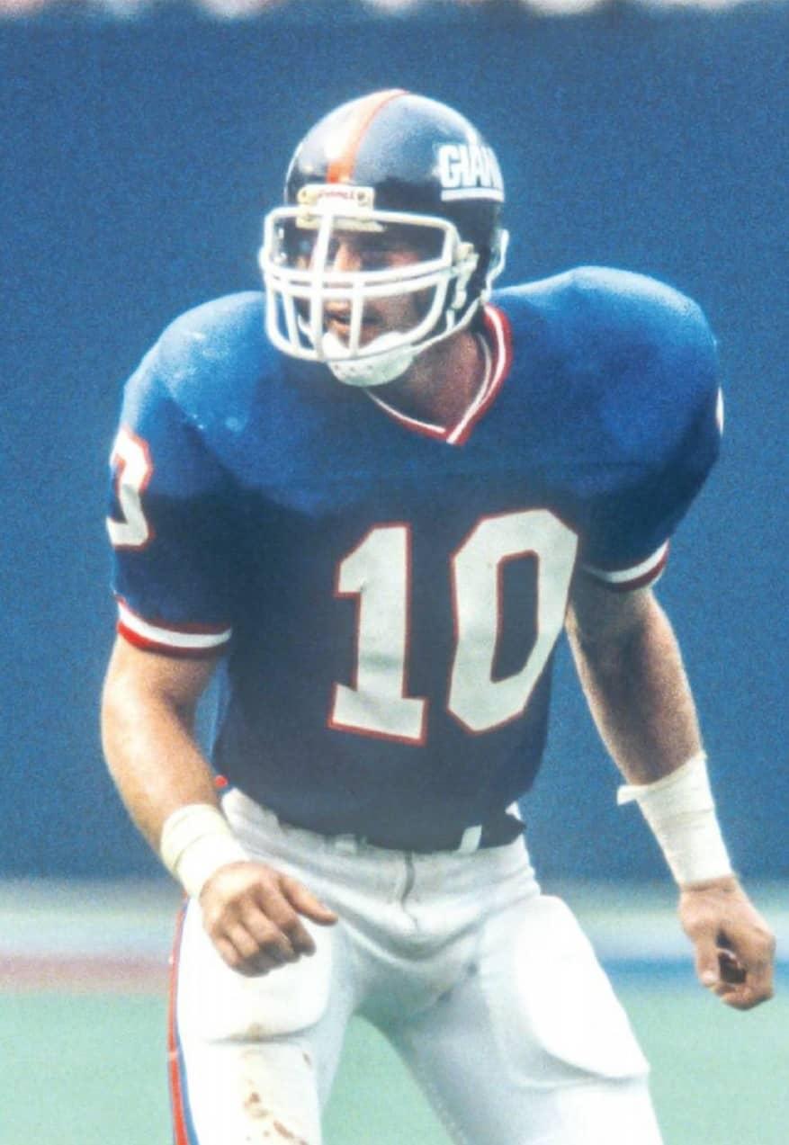 Looking back on the career of Brad Van Pelt