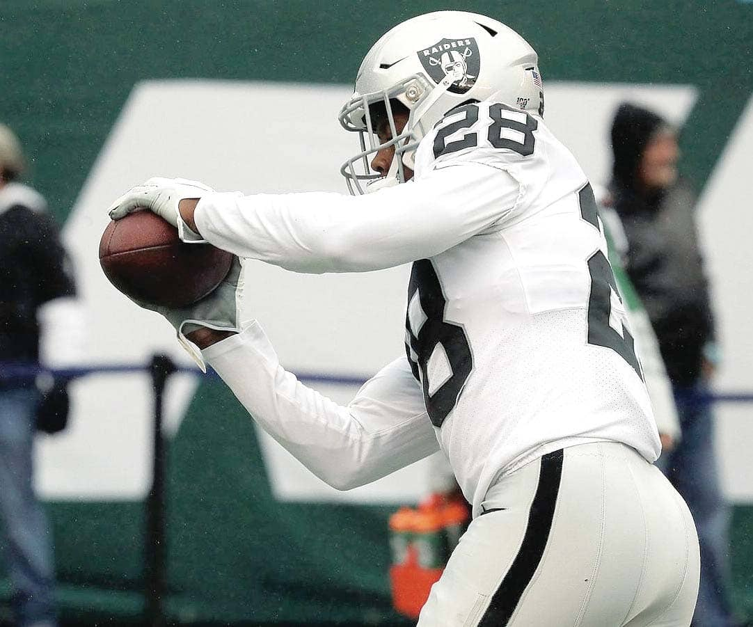 Jacobs earns 'passing' grade