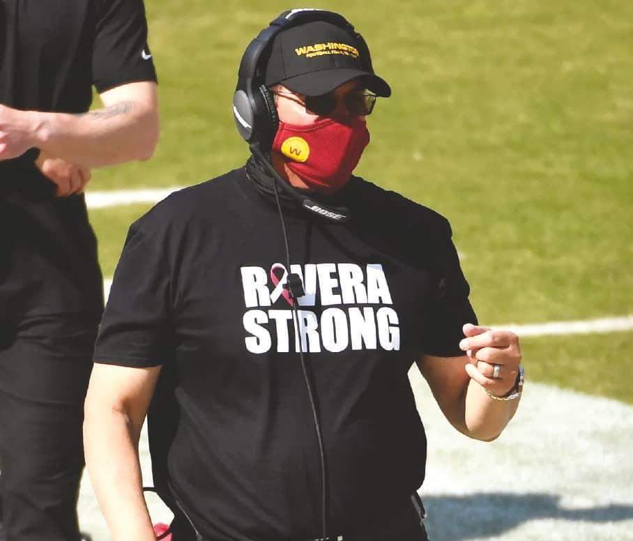 Cancer treatments won't stop Rivera