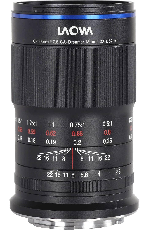 Laowa 65mm f/2.8 UM