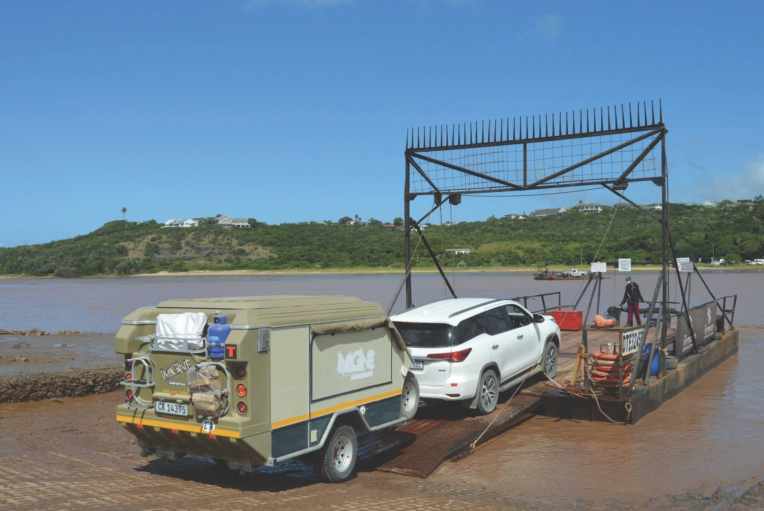 Destination Of The Month: Transkei On The Fly