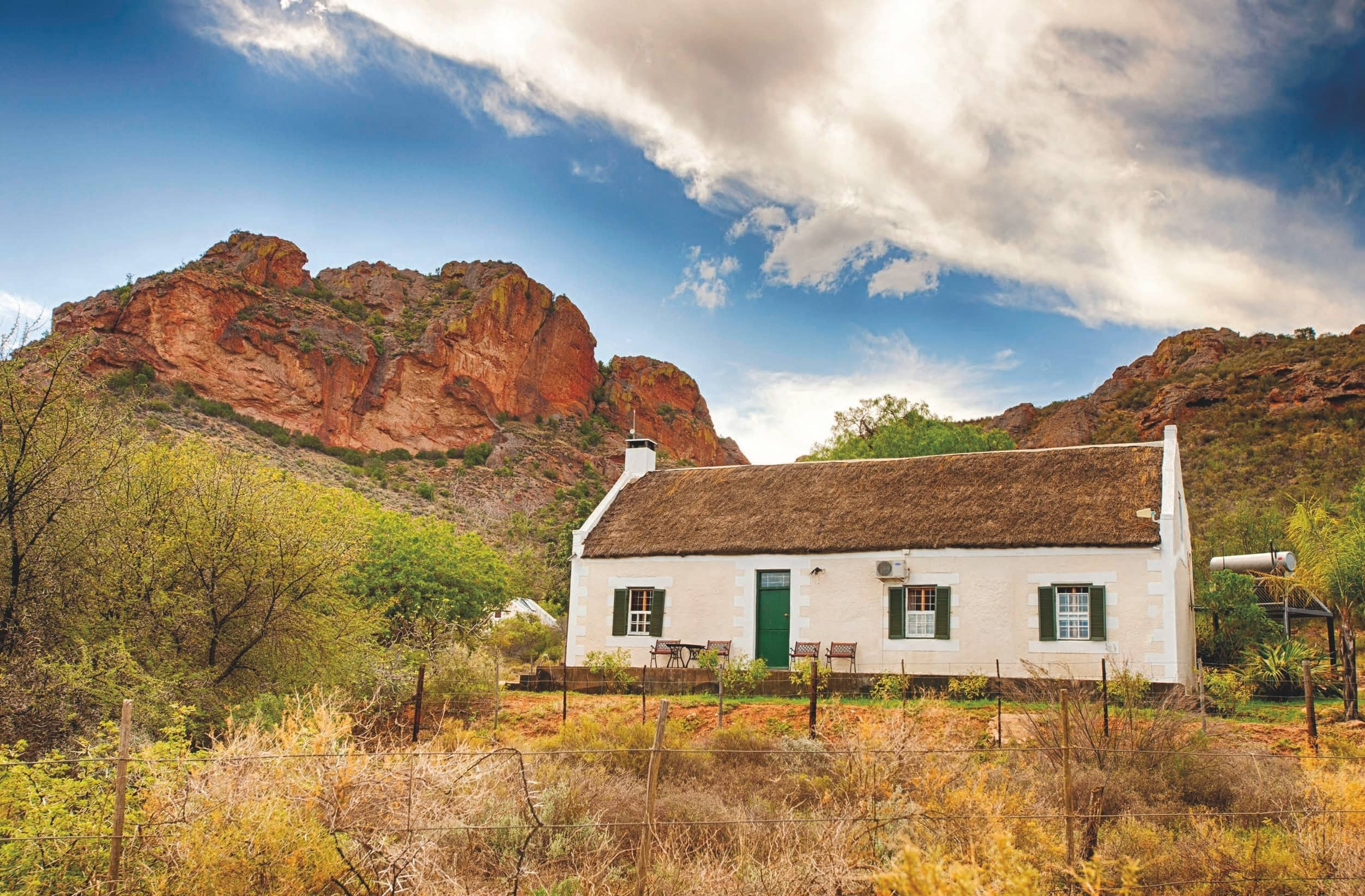 Resorts Of The Month: Kruisrivier Guest Farm