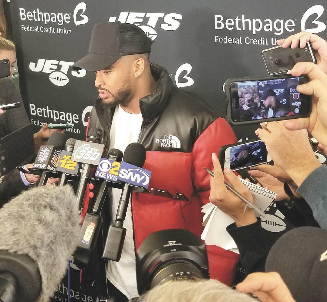 Douglas: Jets need to handle adversity better